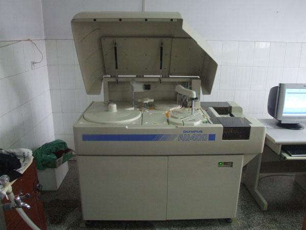 OLYMPUS AU400 全自动生化分析仪