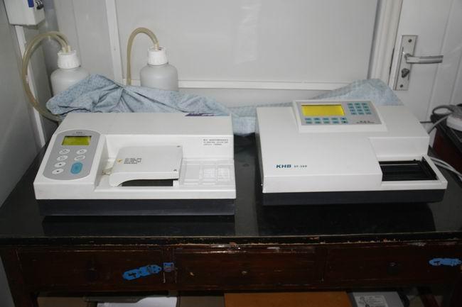 洗板机 酶标仪